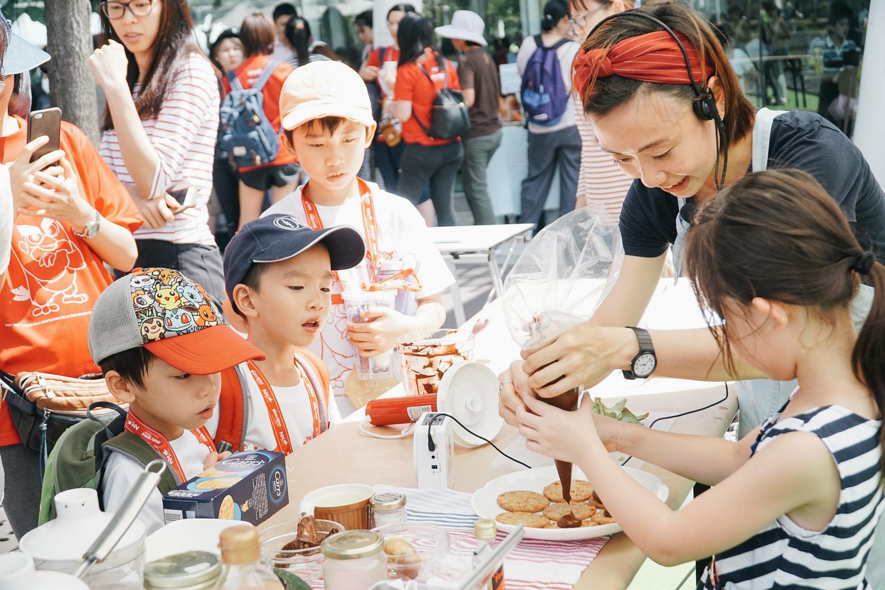 Food education workshop