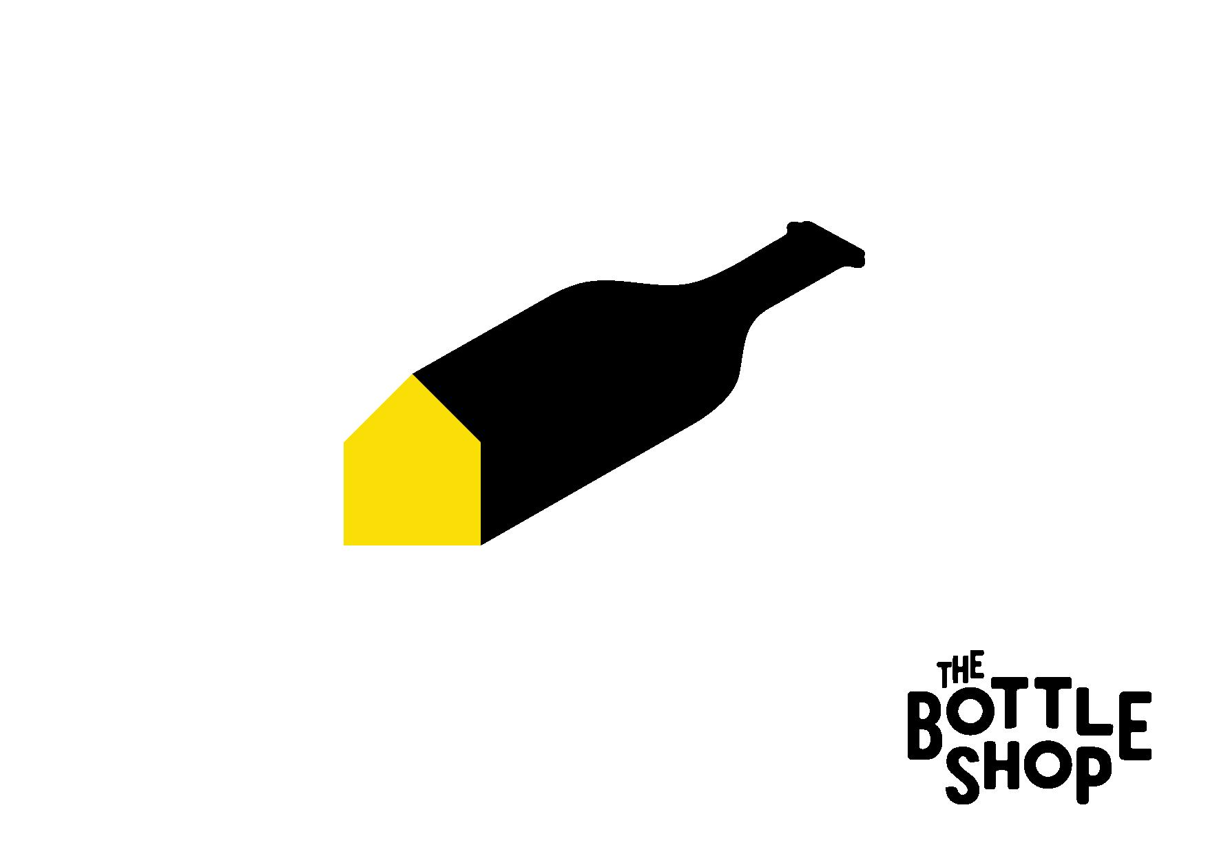 LOGO DESIGN FOR THE BOTTLE SHOP - 2017
