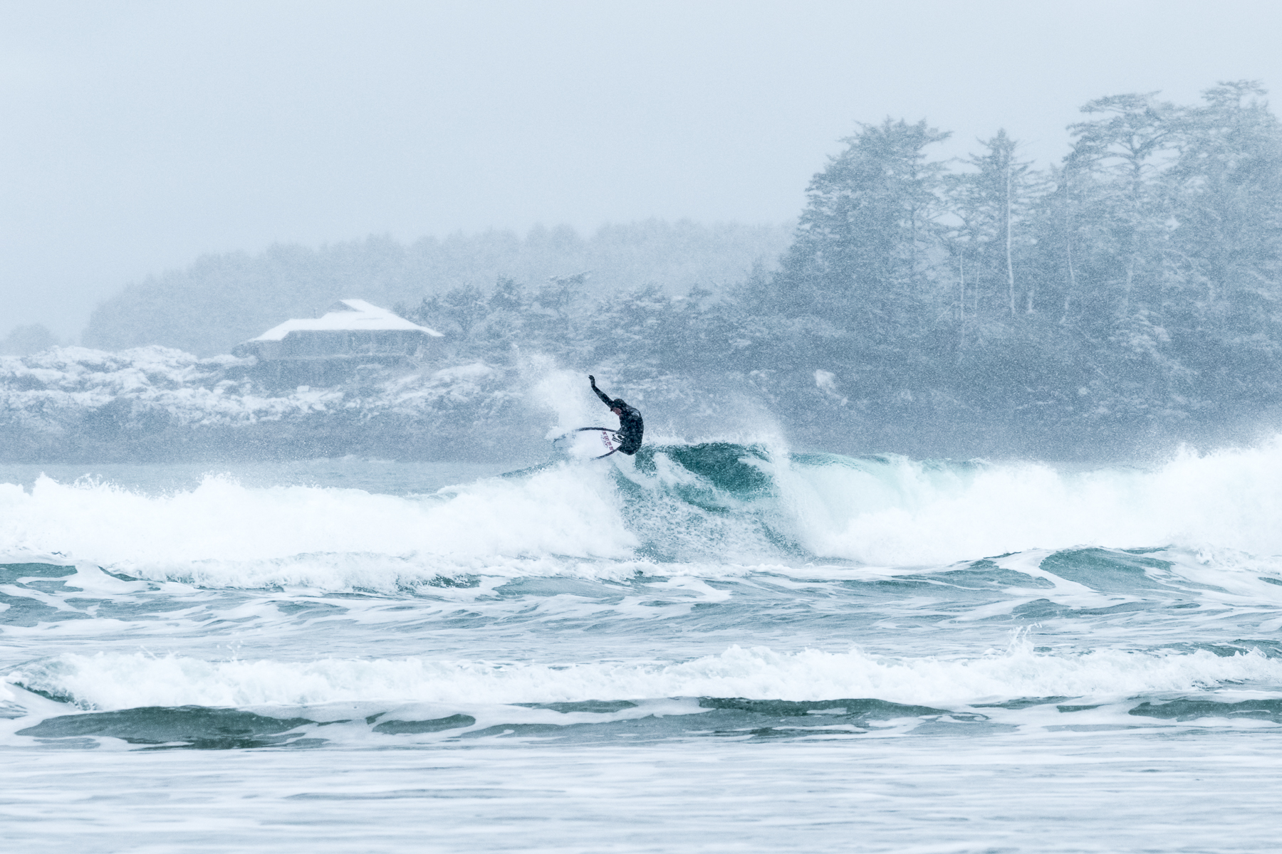 Tofino Surf Photography