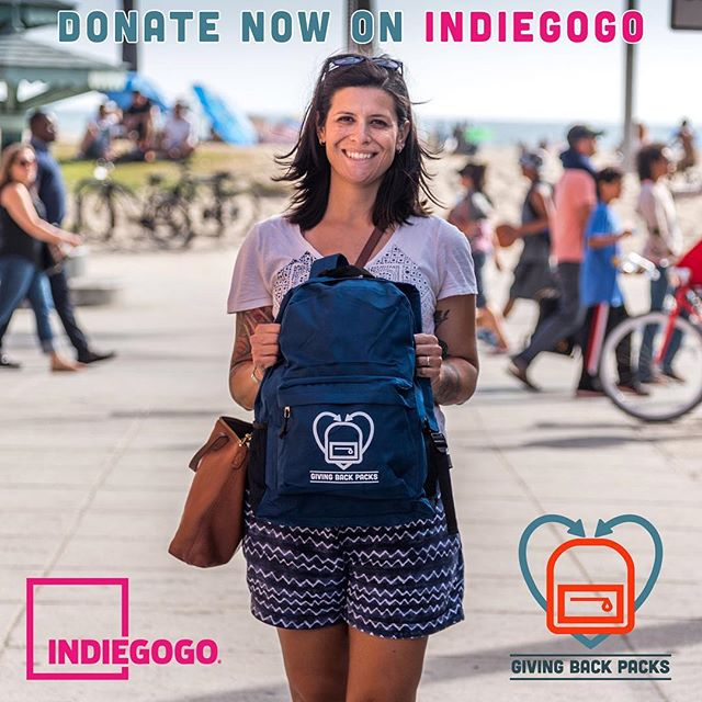 Today is the last day for our Indiegogo fundraising campaign! Thanks to everyone who has posted, shared and contributed! Please spread the word to everyone for one last push for contributions!!! Please click the fundraising link in our bio.
