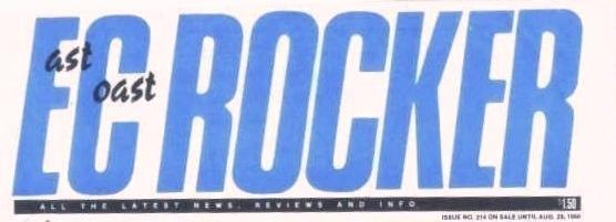 East Coast Rocker