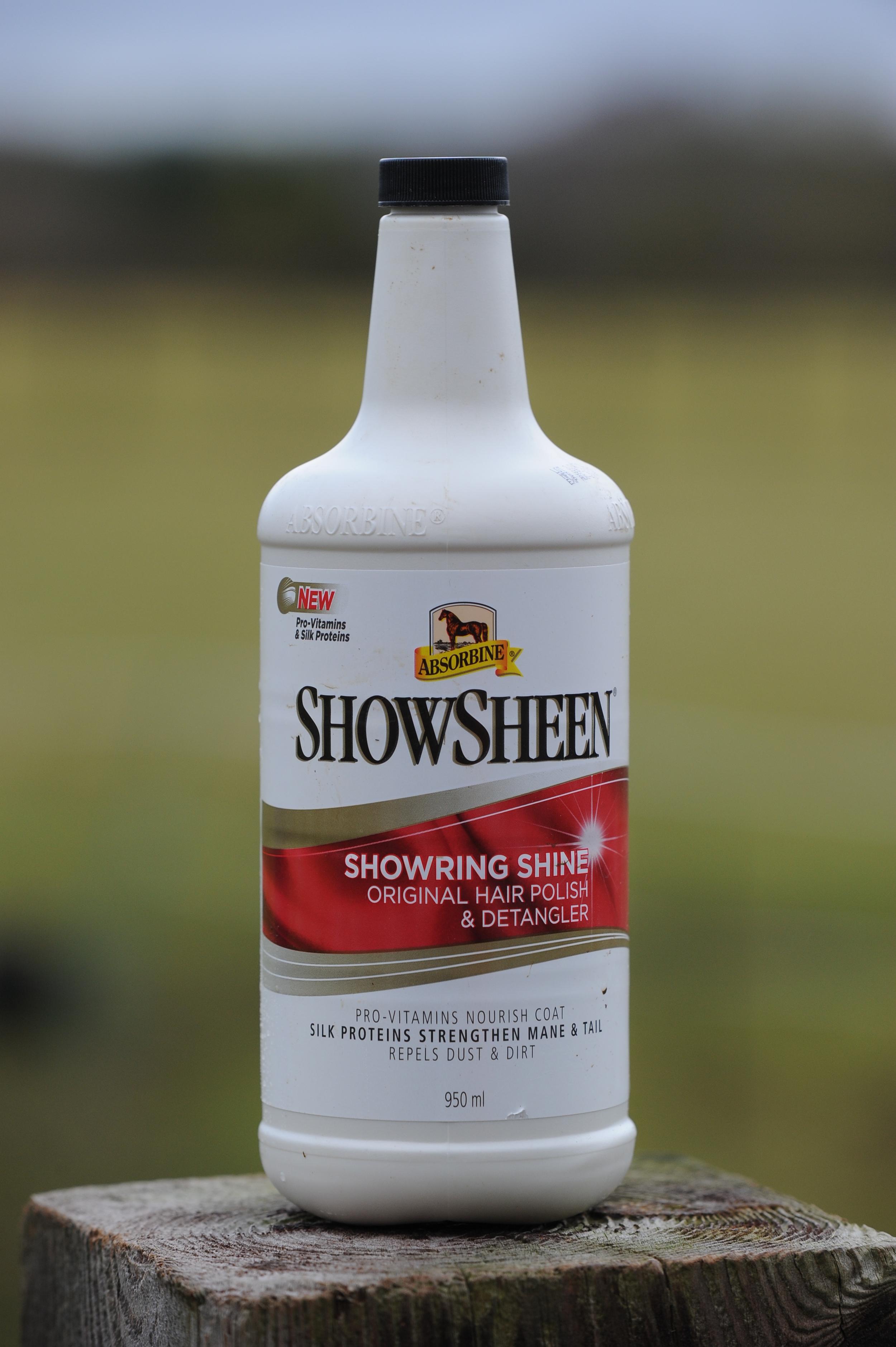Absorbine Show Sheen