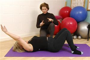 Pilates exercises can help you to improve your fitness and strenth for riding