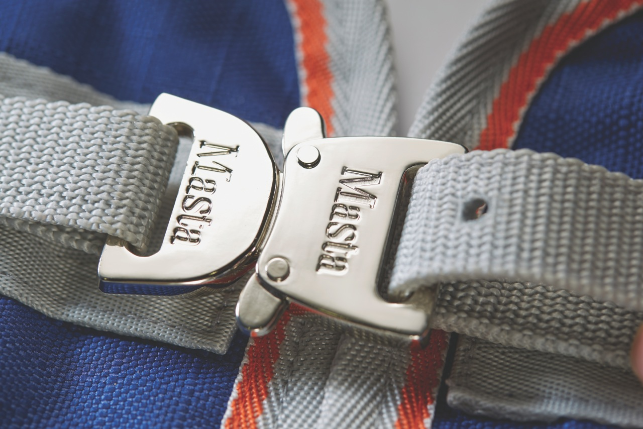 Masta are so confident their rug fastenings will last they're giving them a lifetime guarantee