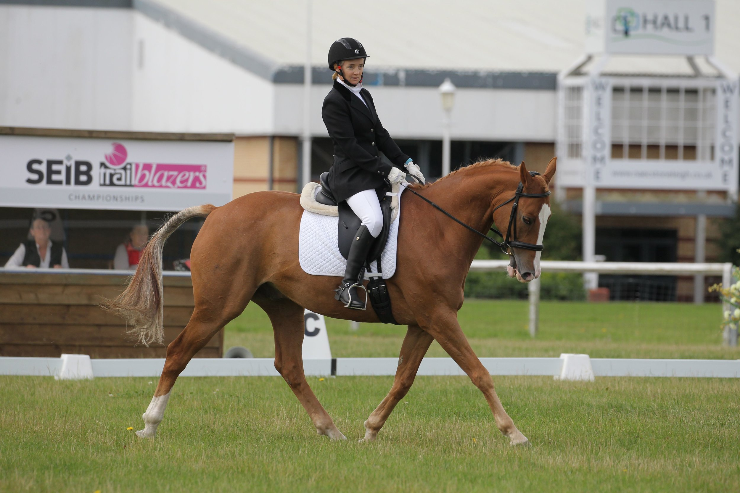 Competing at the Trailblazers National Championships is a thrill for competitors (Credit: Hoof Print Photos)