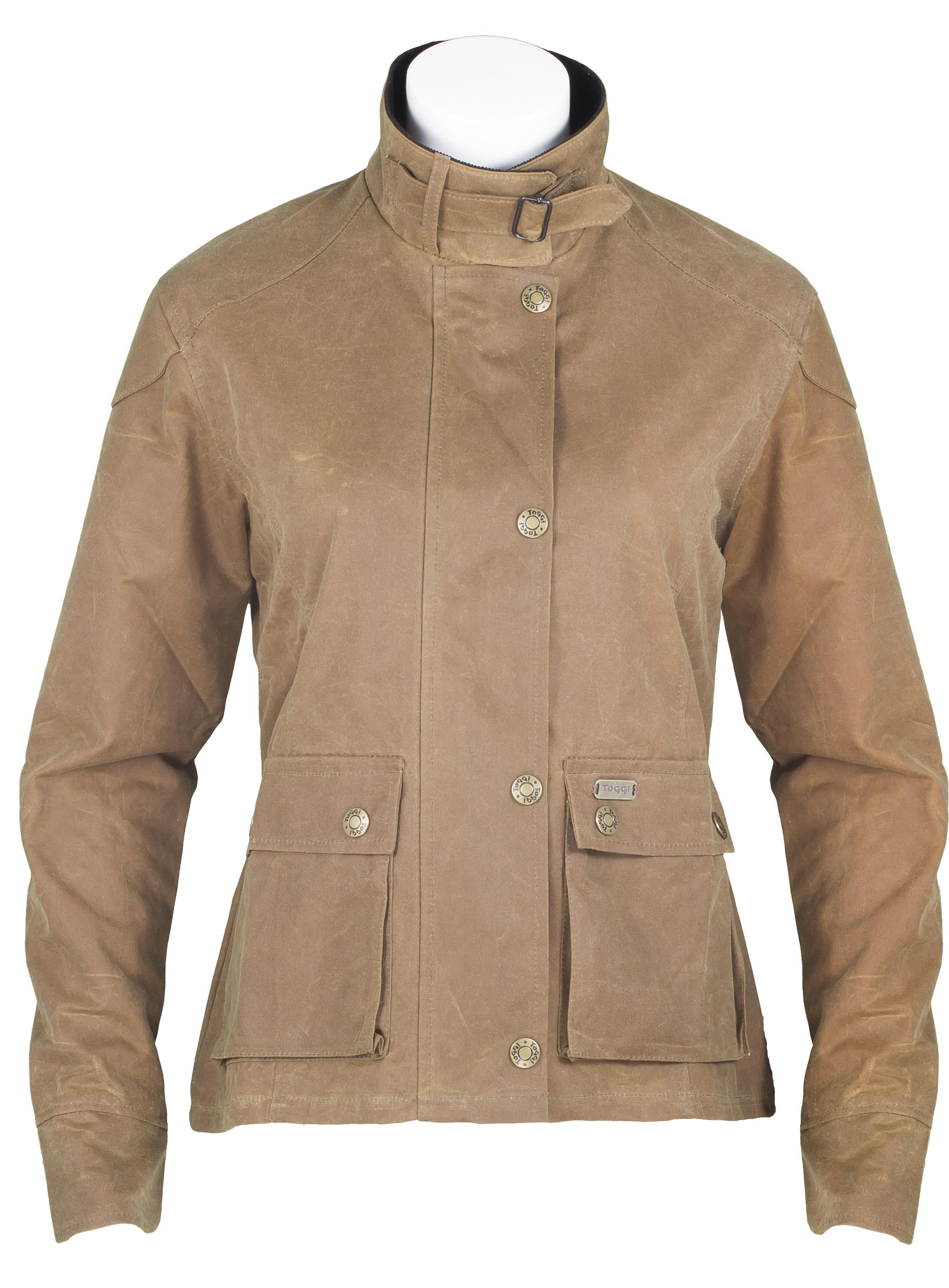 The great looking Aylesbury waxed jacket from Toggi is sure to be a hit this autumn