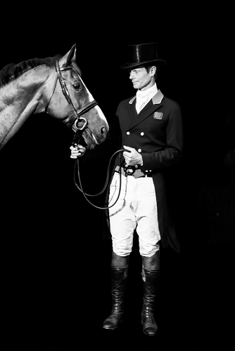 William Fox-Pitt and Chilli Morning taken by photographer Lucy Sewill