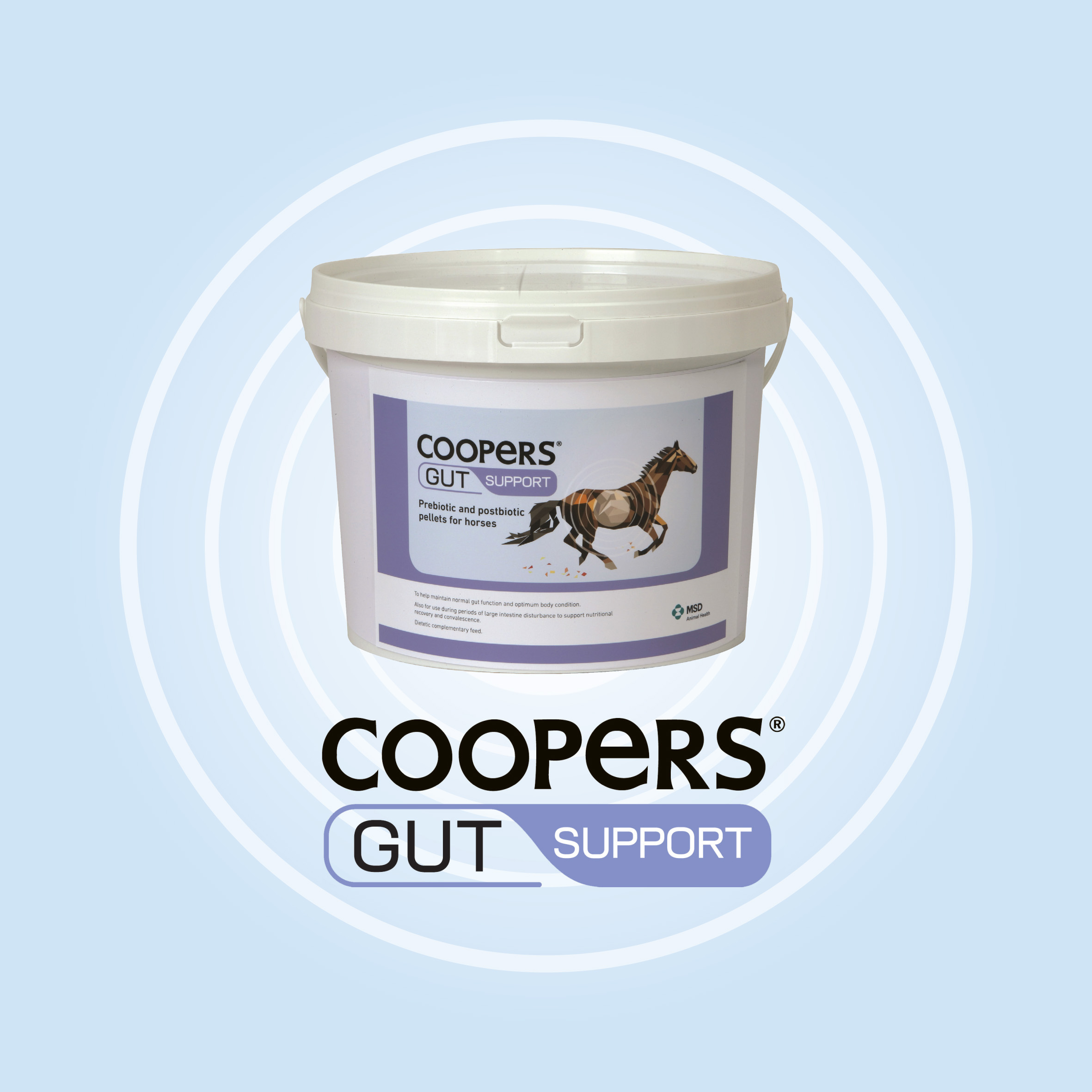 Coopers Gut support