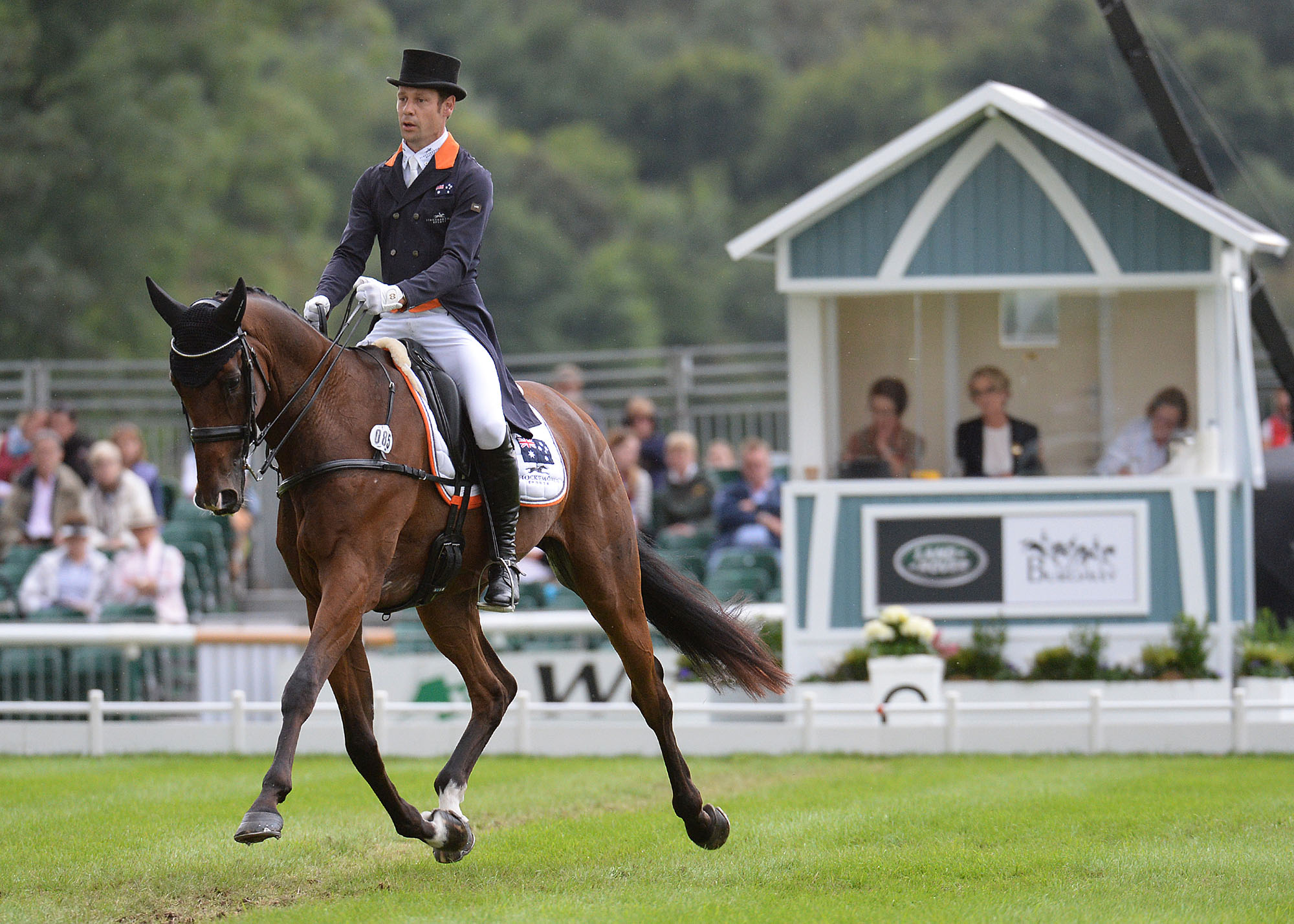 Burghley 2016 saw over 155,000 visitors (Pic:Land Rover Burghley Horse Trials Peter Nixon)