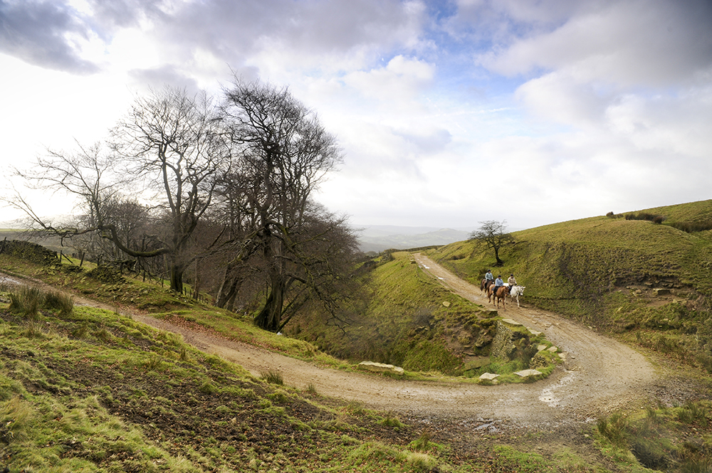 Explore some of Yorkshires most beautiful scenery