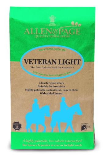 Allen & Page Veteran Light