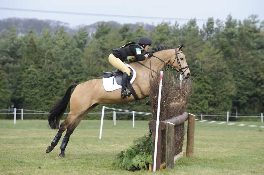 To compete in eventing, your horse needs to be fit enough for the job