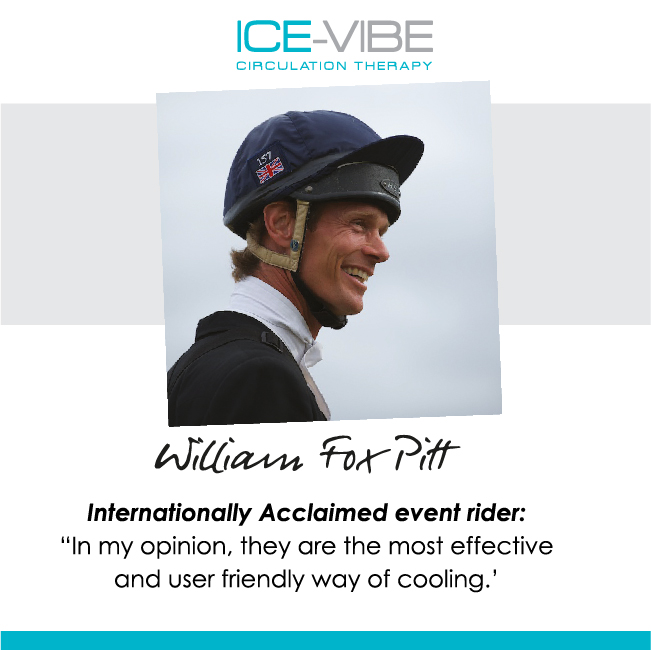 william fox pitt supports ice vibe