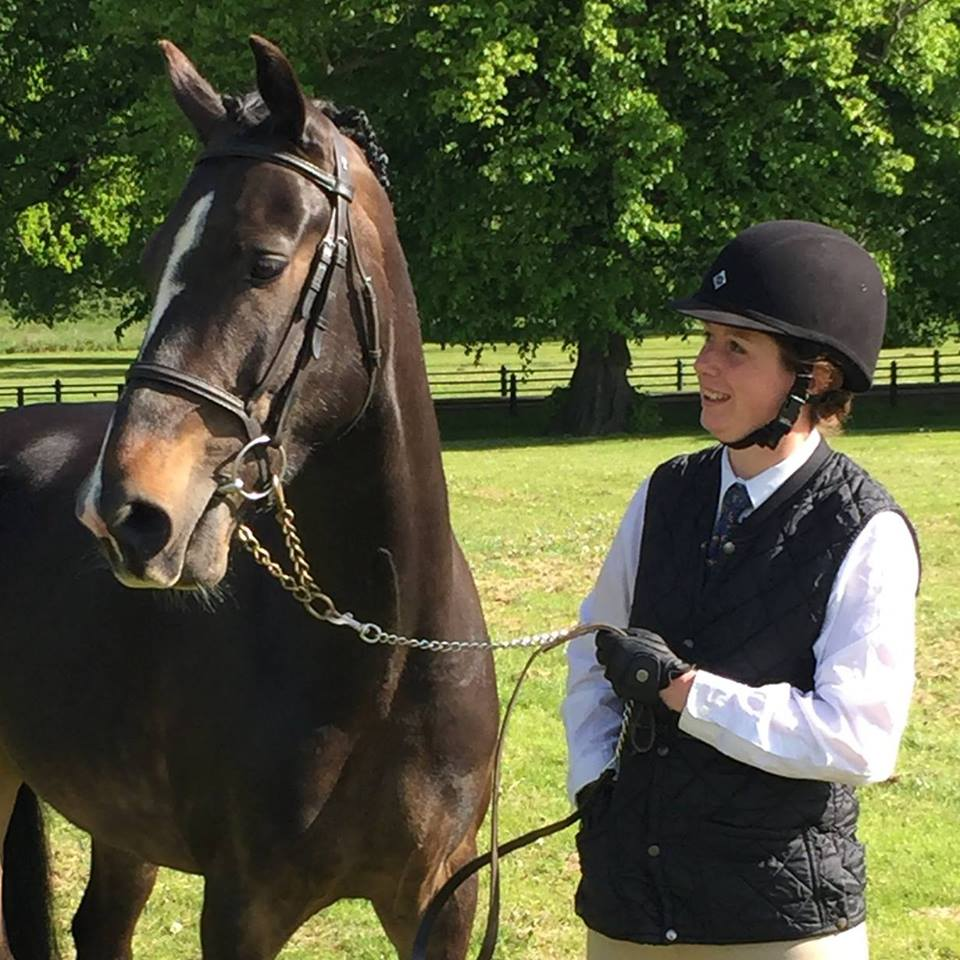 Emmeline is passionate about educating horse owners