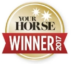 Your Horse test winner logo