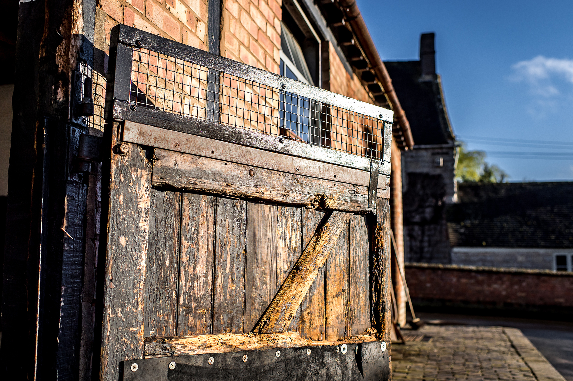 Could your horse's stable do with some TLC?