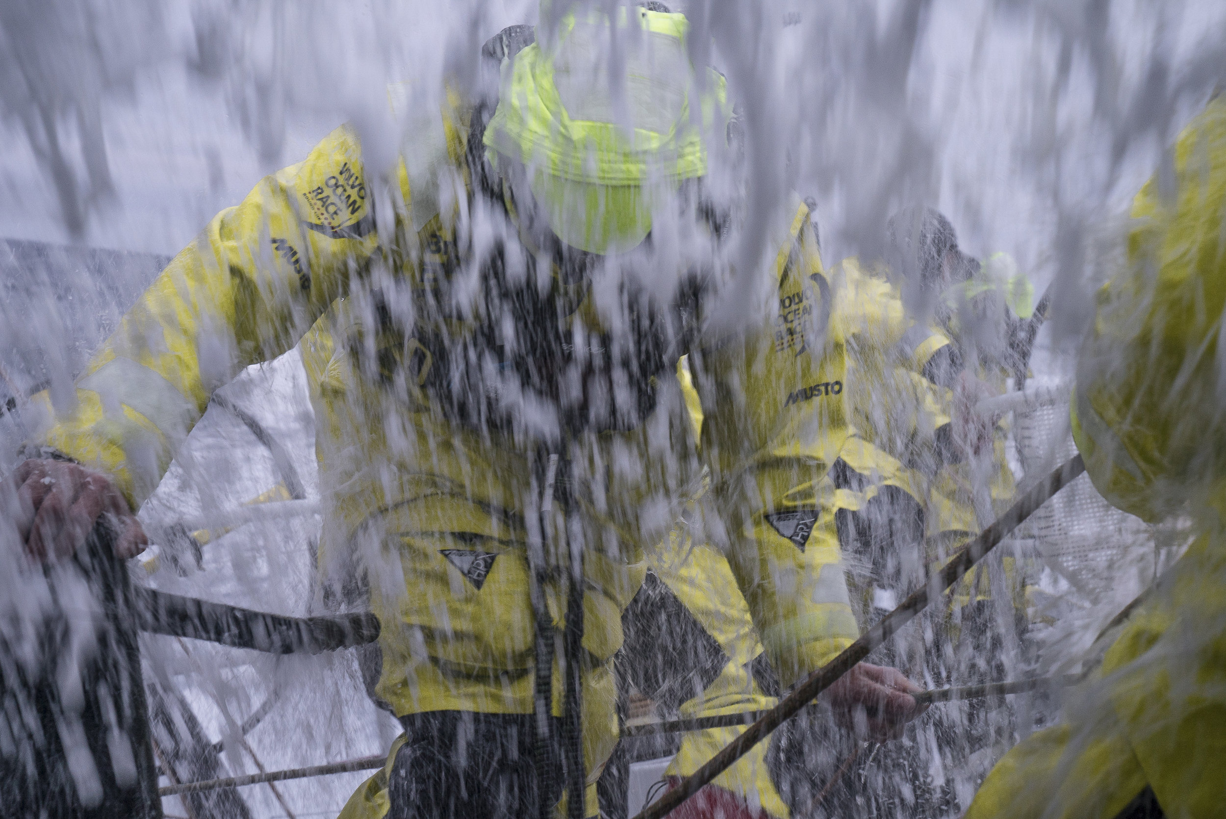 Musto clothing uses the Volvo Ocean Race as its testing lab!