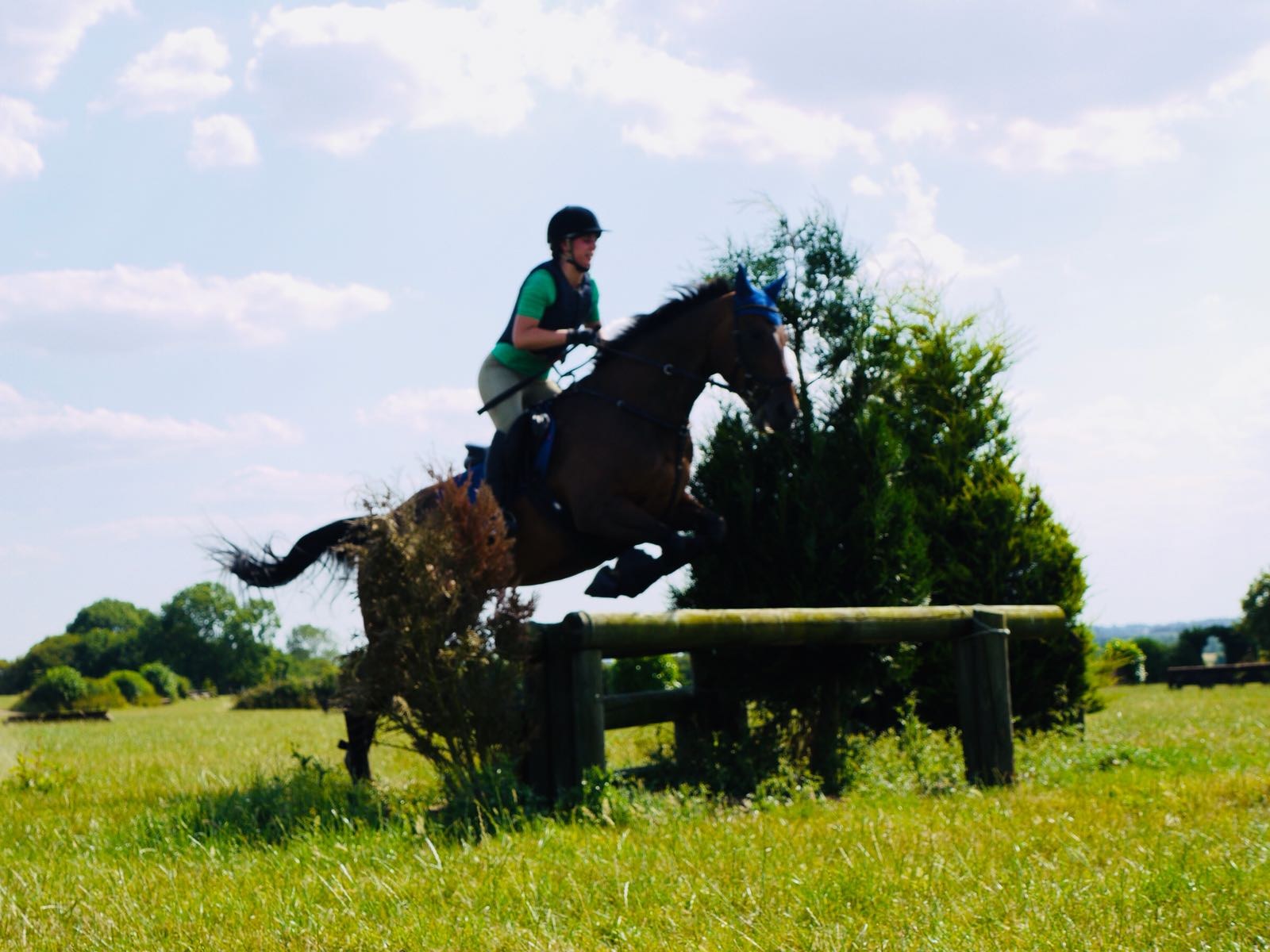 Mia the SuperGroom came to take pictures and I'm so glad she got this one! #weargreenforjonty