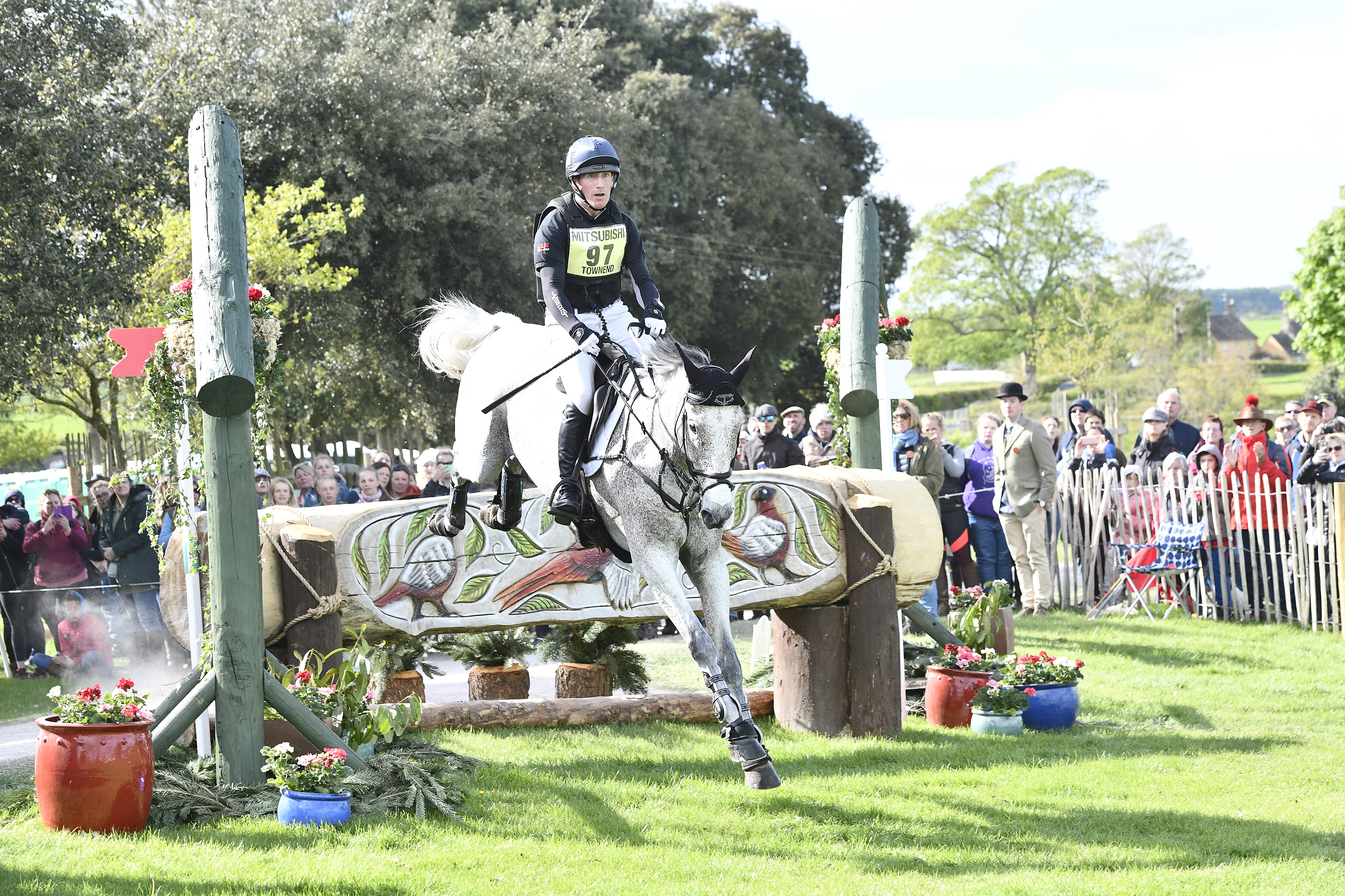 1, Ballaghmor Class - Oliver Townend GBR (21.5pens)