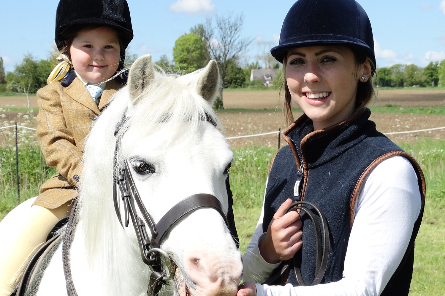 Alongside traditional ridden and in-hand showing classes, the event provided dedicated novice and just for fun rings where those new to showing could hone their skills.