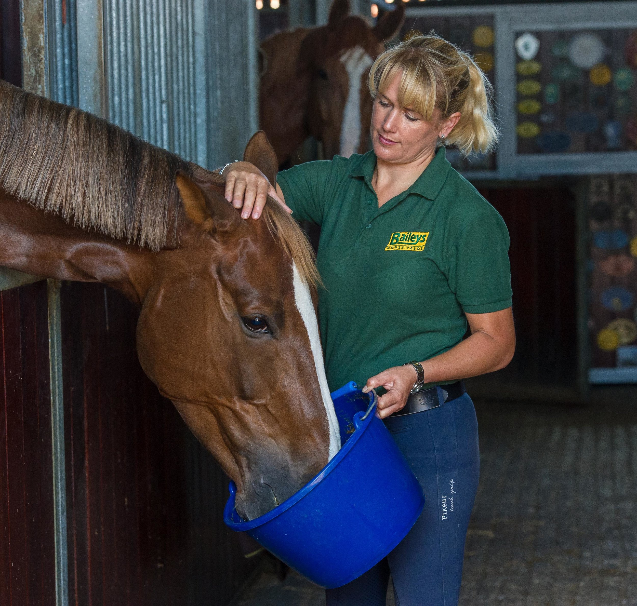 Laura with bucket and horse crop.jpg