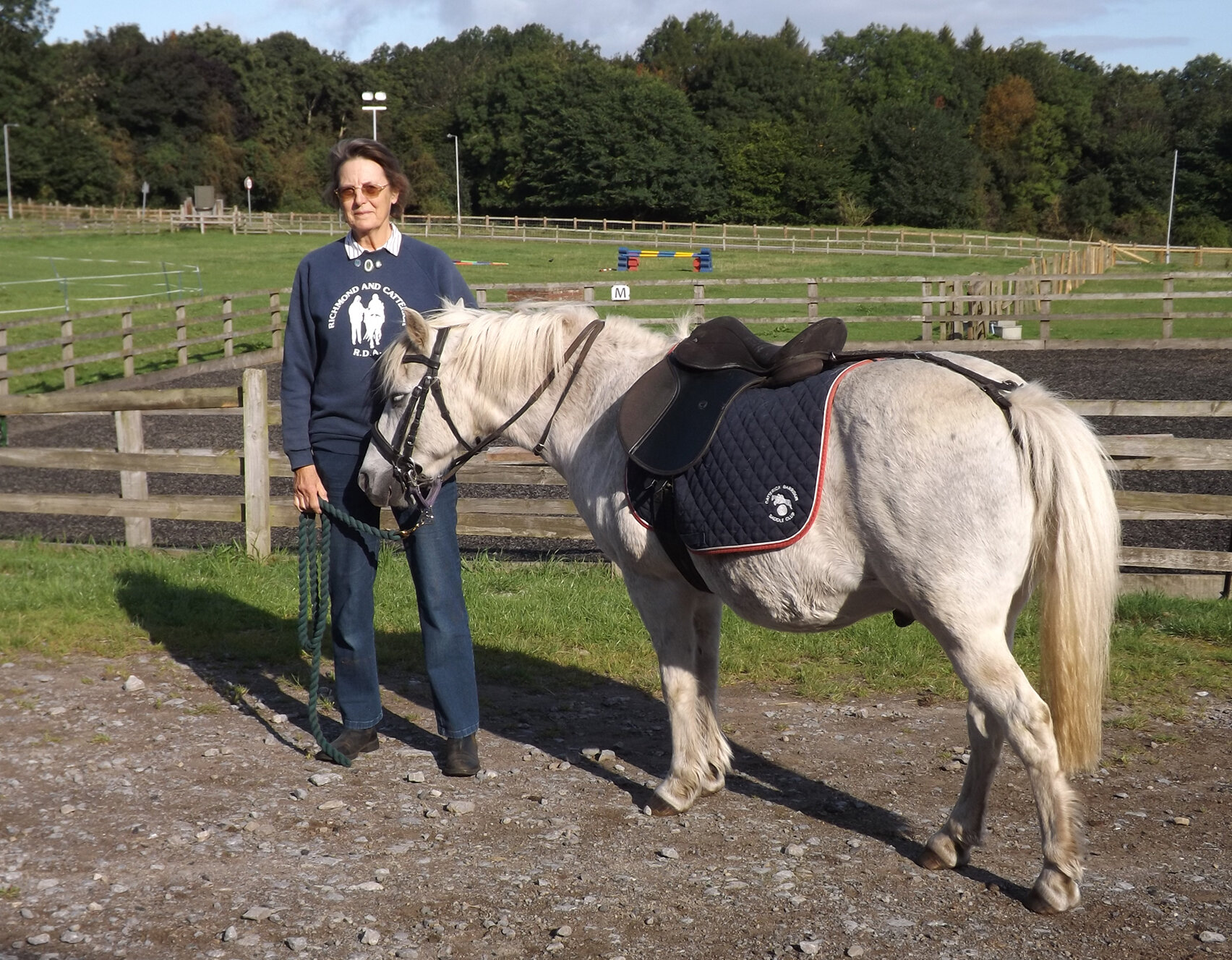 In 1971, Sue joined Richmond and Catterick RDA where she became Vice Chairman
