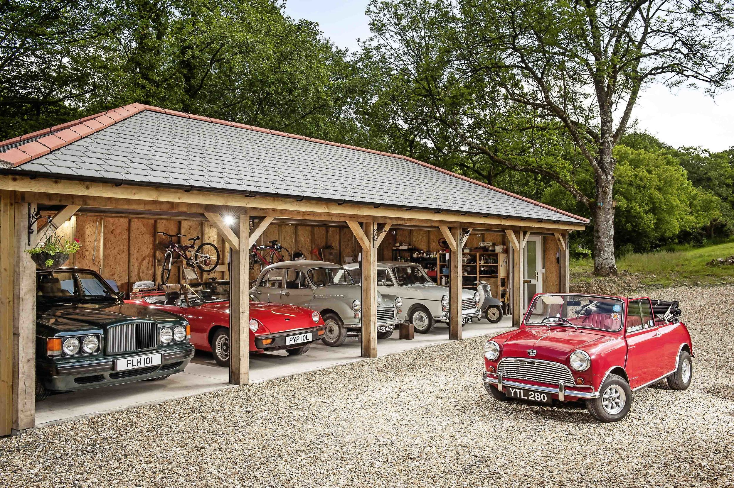 The remarkable collection owned by one family - including one amazing Crayford Mini.