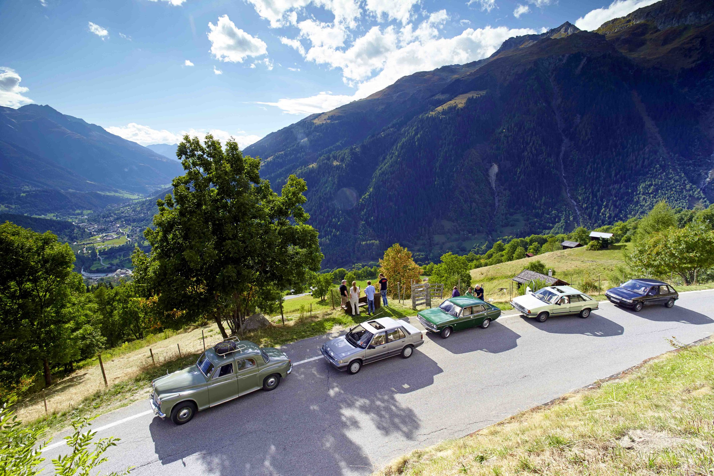 £750 classics go to Switzerland... Or do they? Find out more when you buy the latest issue of Practical Classics.