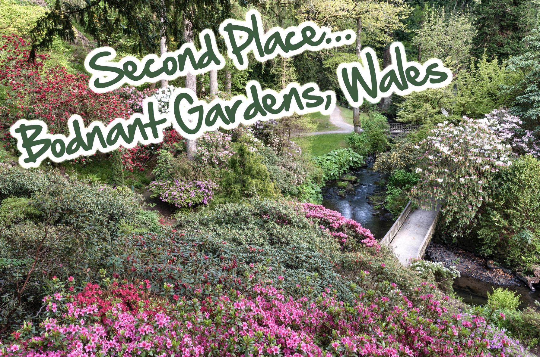 Number 2 - Bodnant Gardens, Wales