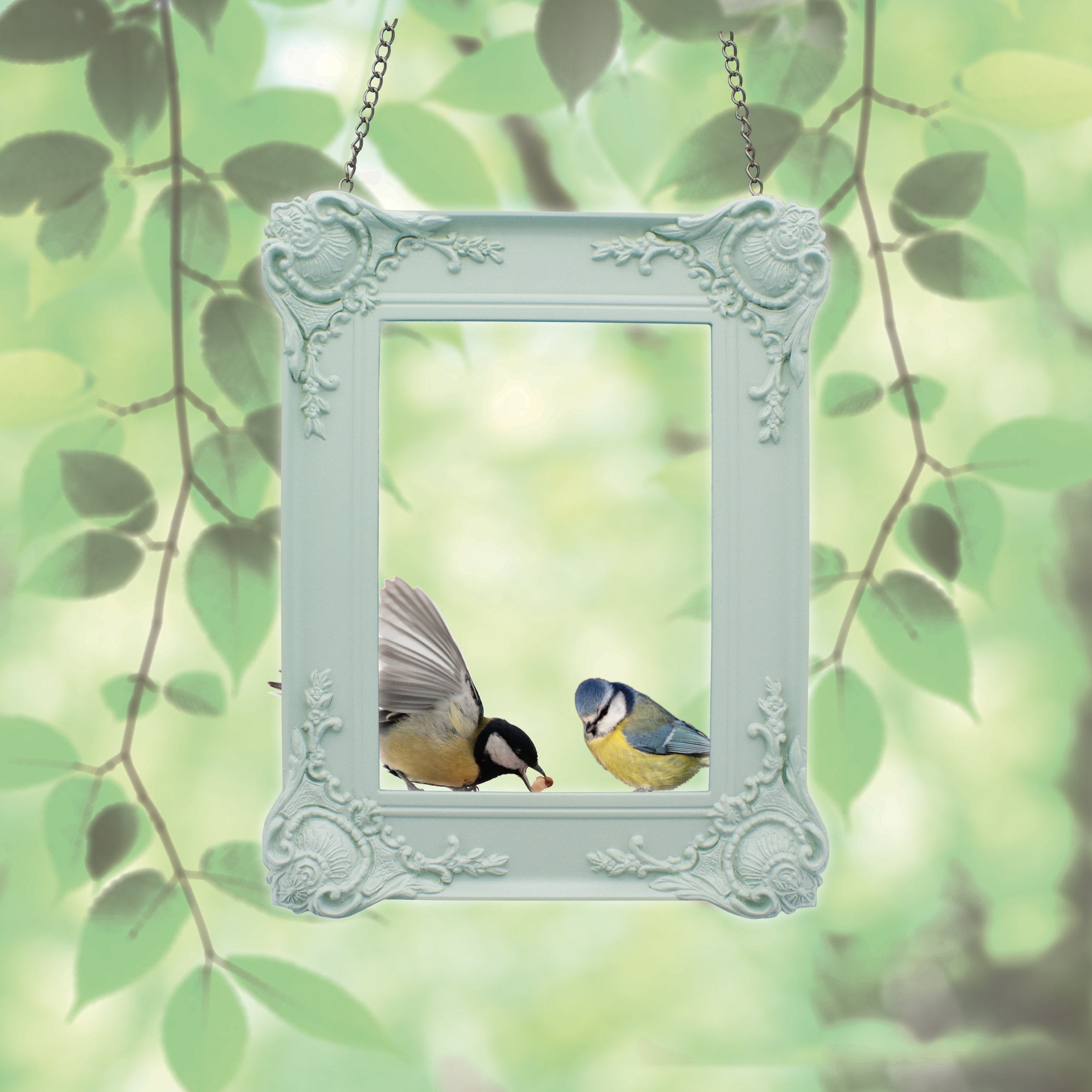 Bird feeder frame £7.99