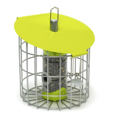 Roundhaus seed bird feeder £24.99 RSPB Shop 0345 034 7733; www.rspb.org.uk