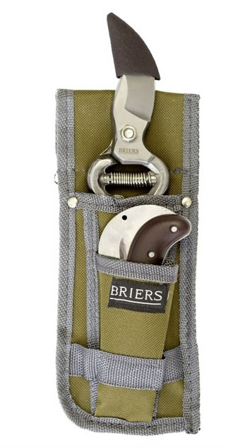 Briers secateur and knife pouch set £10 National Trust 0300 123 2025; www.nationaltrust.org.uk