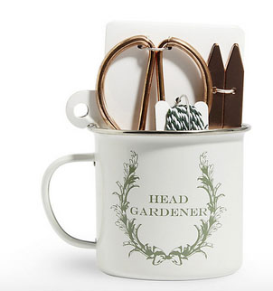 Copper gardeners mug gift set Marks and Spencer 0333 014 8000; www.marksandspencer.com