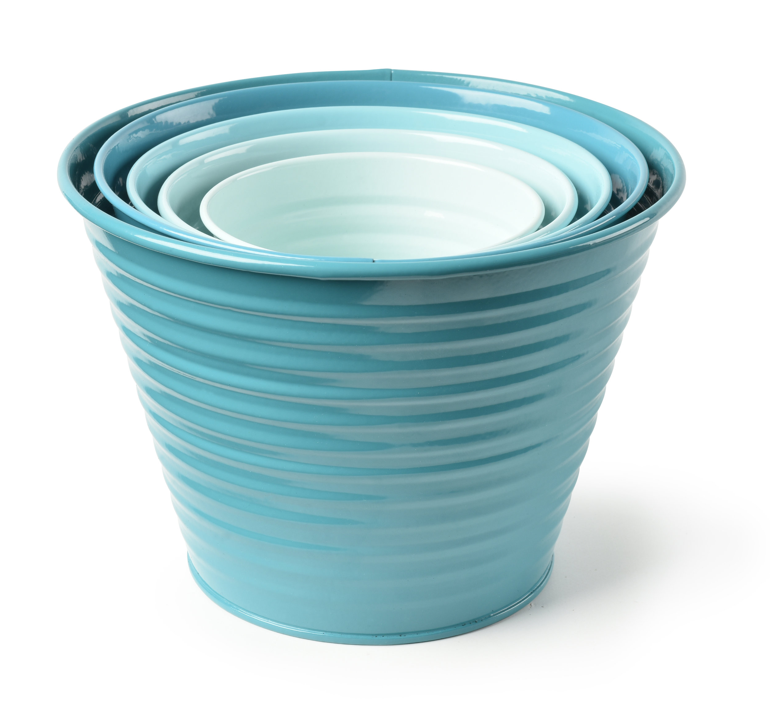 Set of Ombre Pots £19.95 for 5
