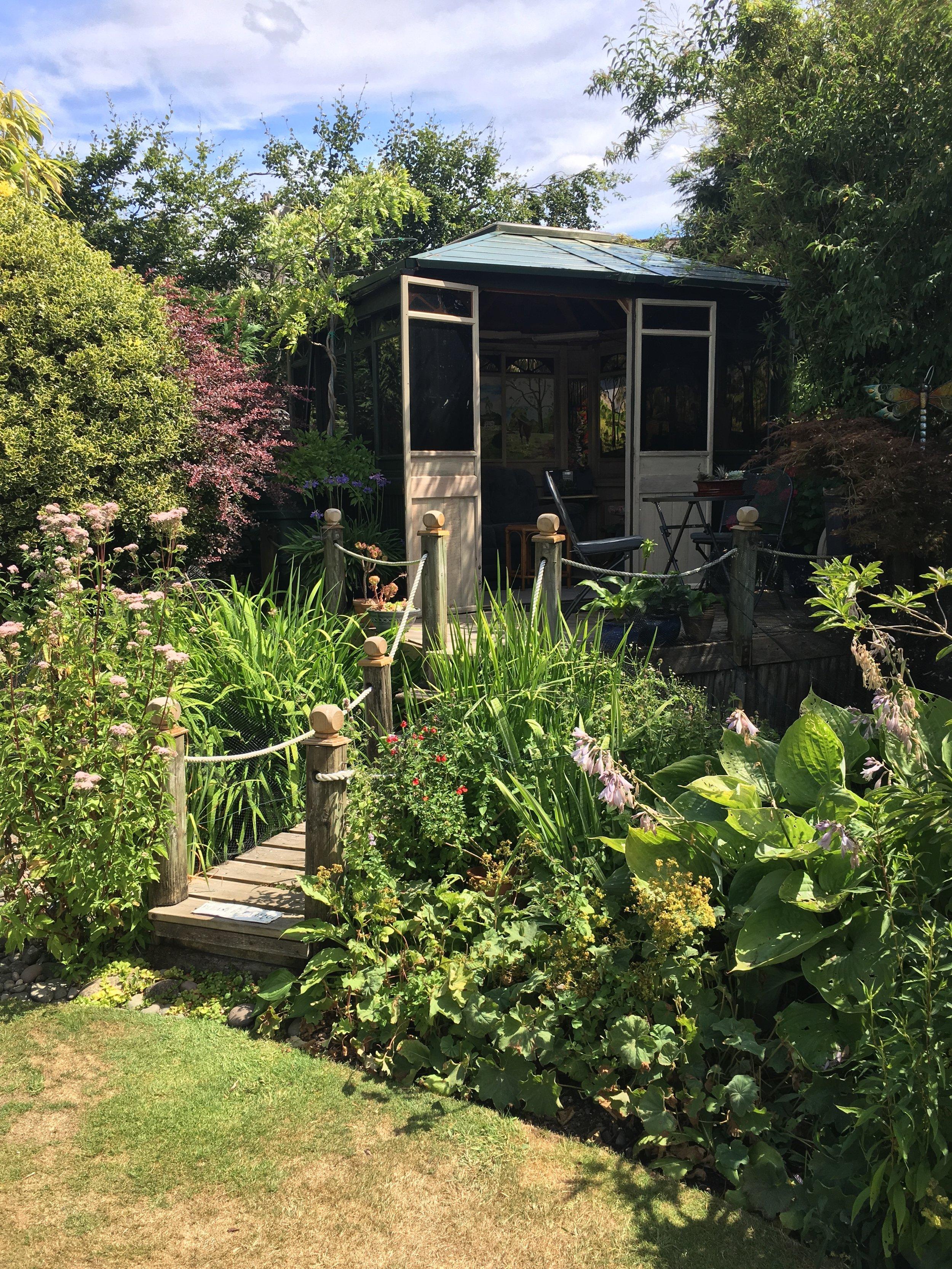 Mary Hayter garden.JPG