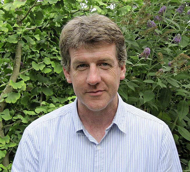 Paul Cook, Curator of RHS Harlow Carr