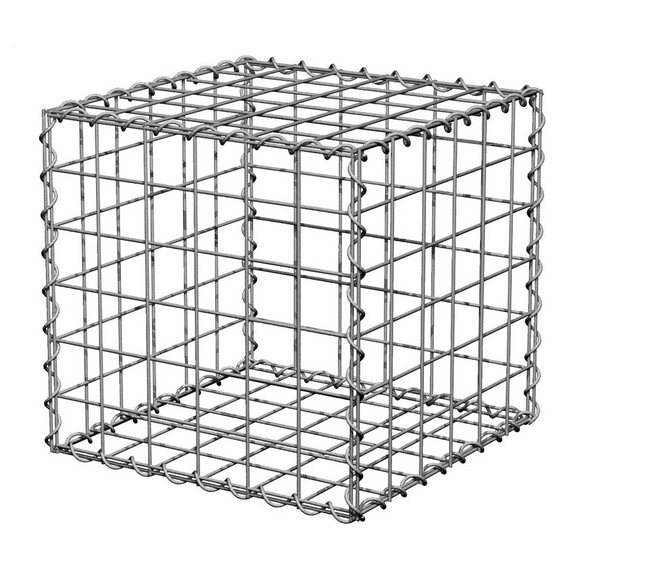 Gabion wire mesh cage £17 Toolstation