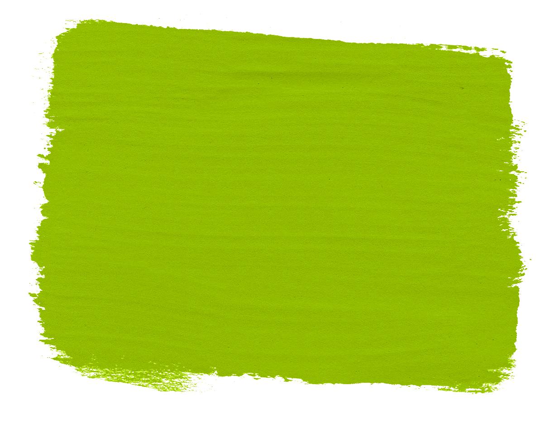 Firle green chalk paint £19.95 per litre Annie Sloan with Charleston 01865 770061;  www.anniesloan.com