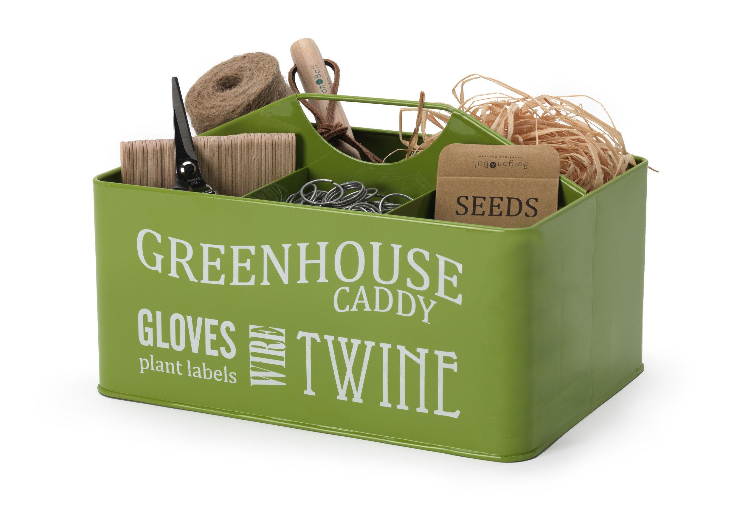 Greenhouse Caddy
