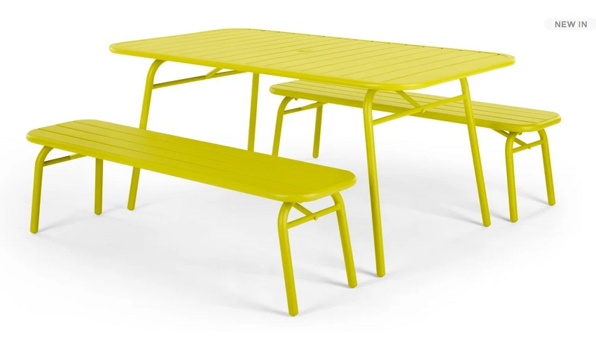 Essentials Tice dining bench