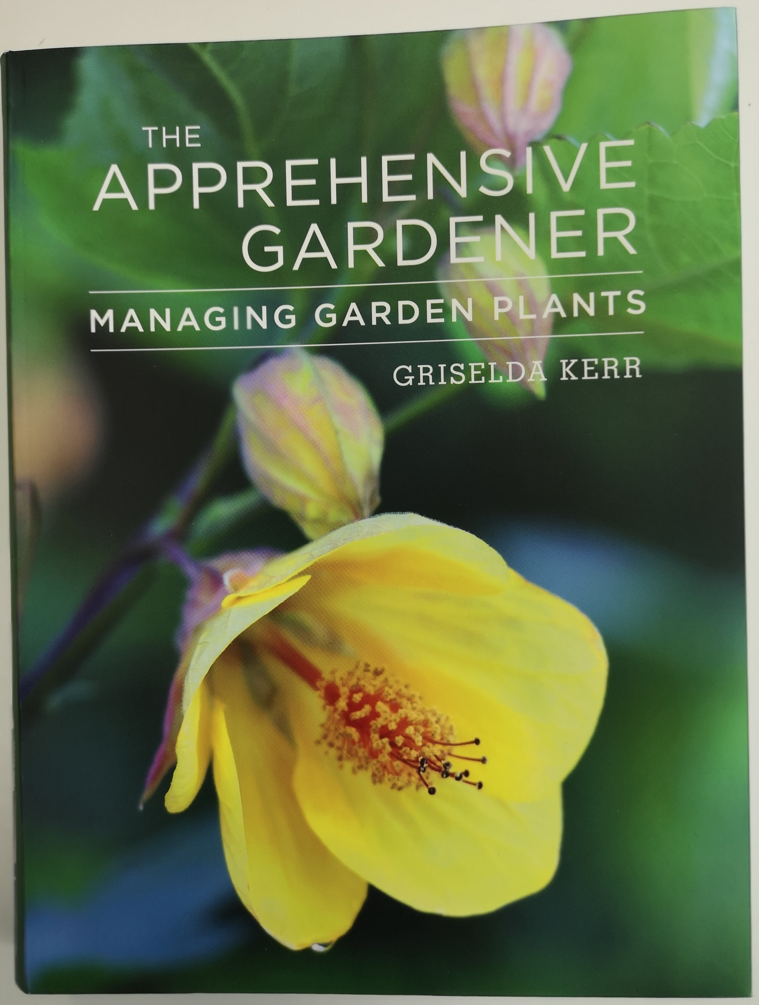 Griselda Kerr: The Apprehensive Gardener