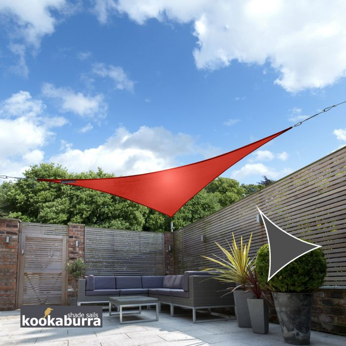 Kookaburra shade sail