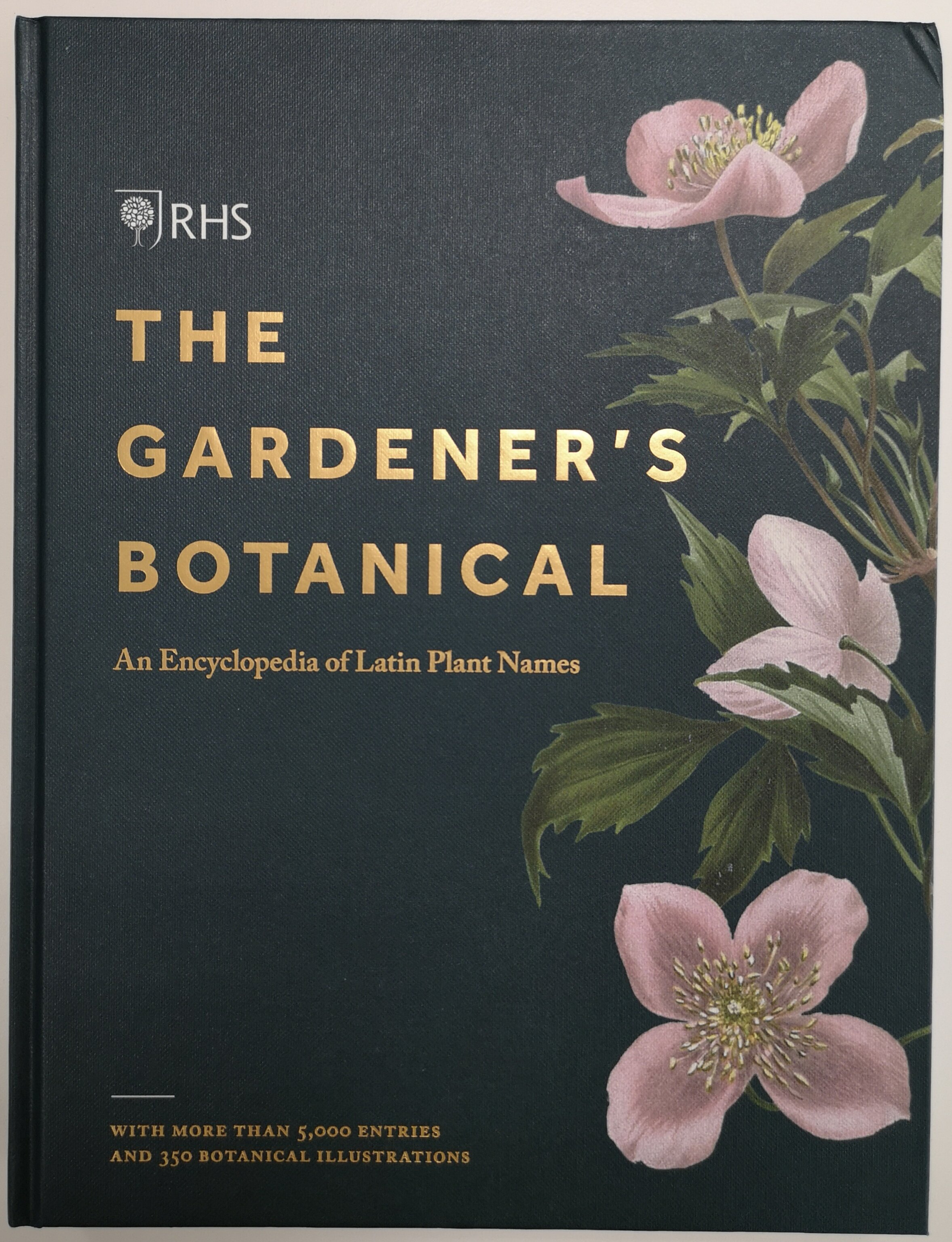 Encyclopedia of Latin Plant Names