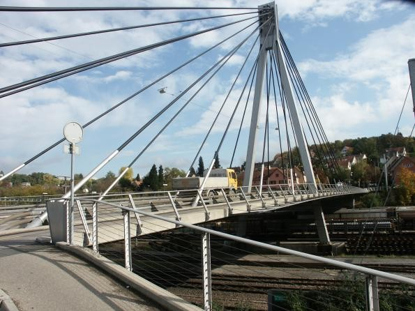 STORK BRIDGE: CFRP BRIDGE CABLES