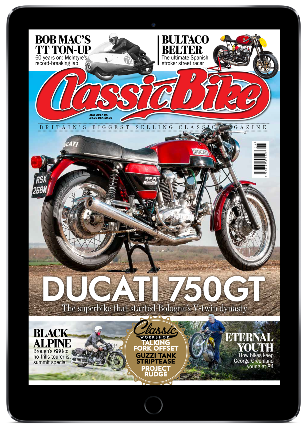 Classic Bike digital edition