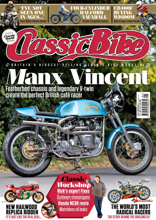 Classic Bike - MAGAZINE ISSUES