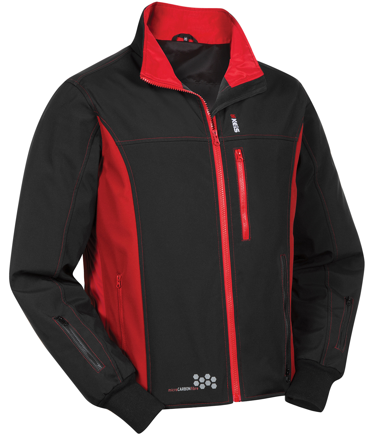 Win  Keis heated jacket with Classic Bike magazine