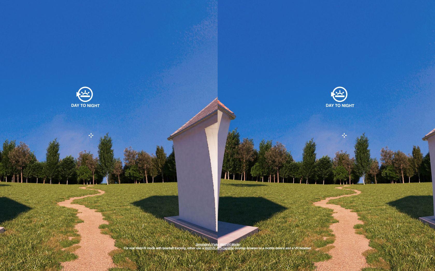 3D Sunpipe LuxLoop Demo