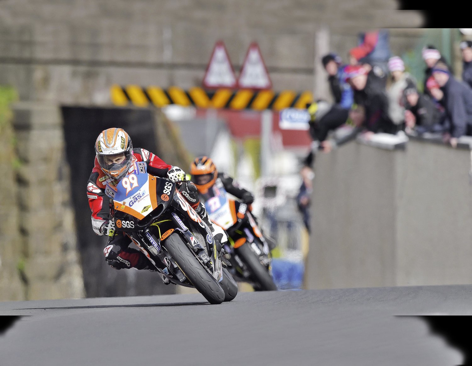Jeremy reckons doing the North West once a year is just enough to scratch the road racing itch