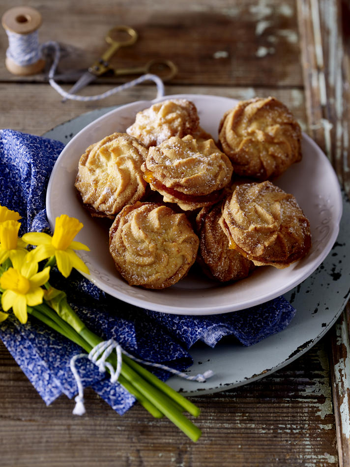 Brighton Buttons: a regional biscuit recipe for spring